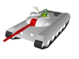 El canó és l'arma principal d'un tanc
