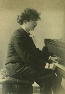 Paderewski the pianist