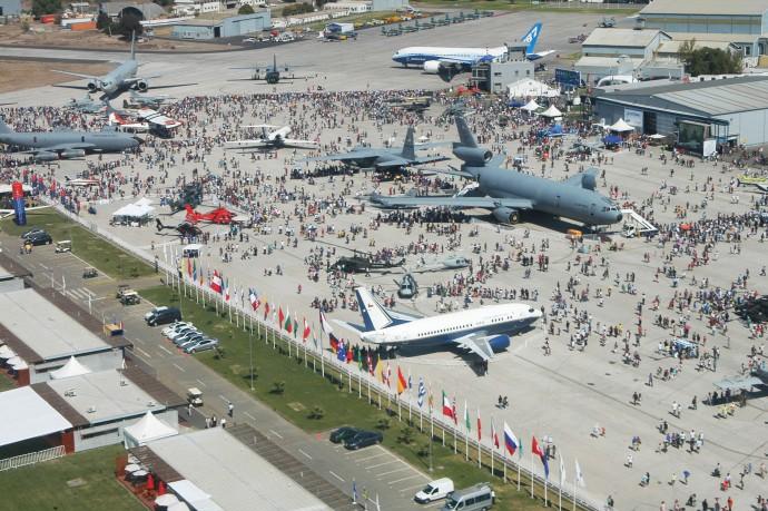 Depiction of Feria Internacional del Aire y del Espacio