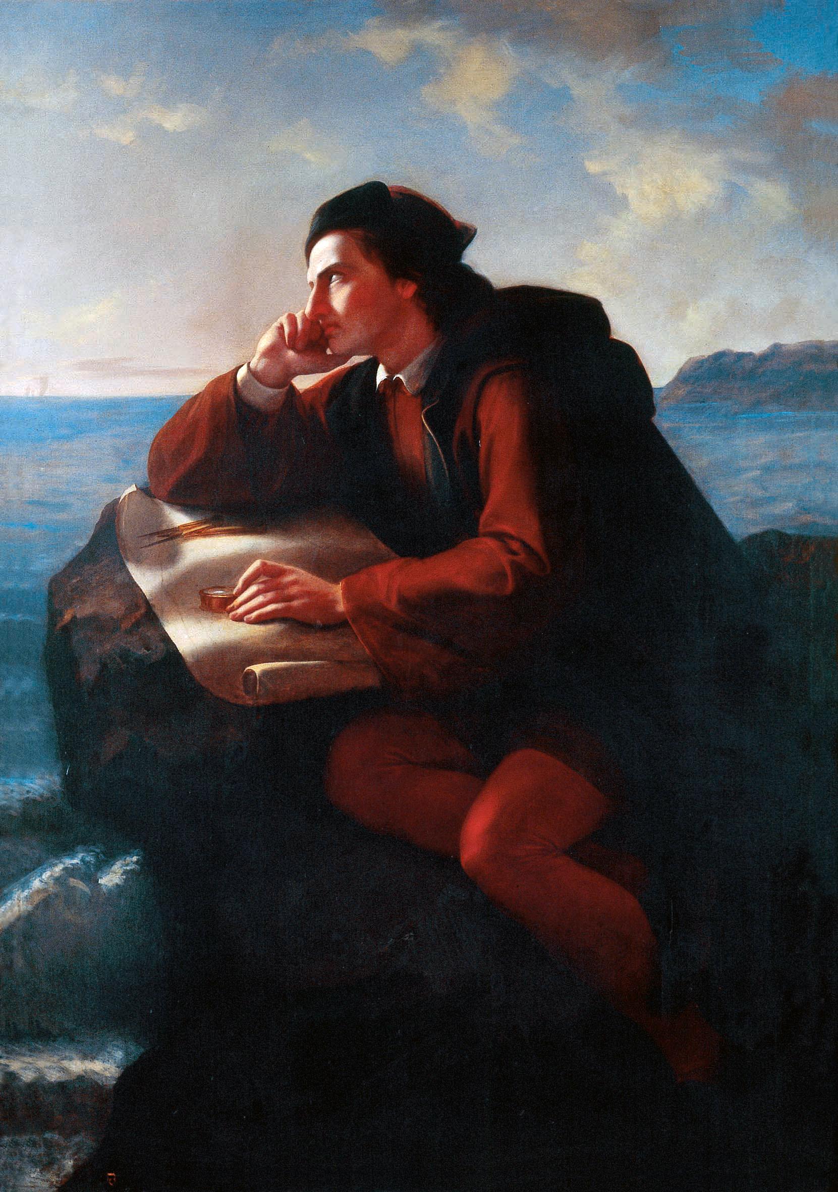 Inspiración de Cristóbal Colón, por José María Obregón.jpg