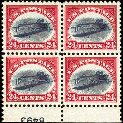 Inverted jenny400