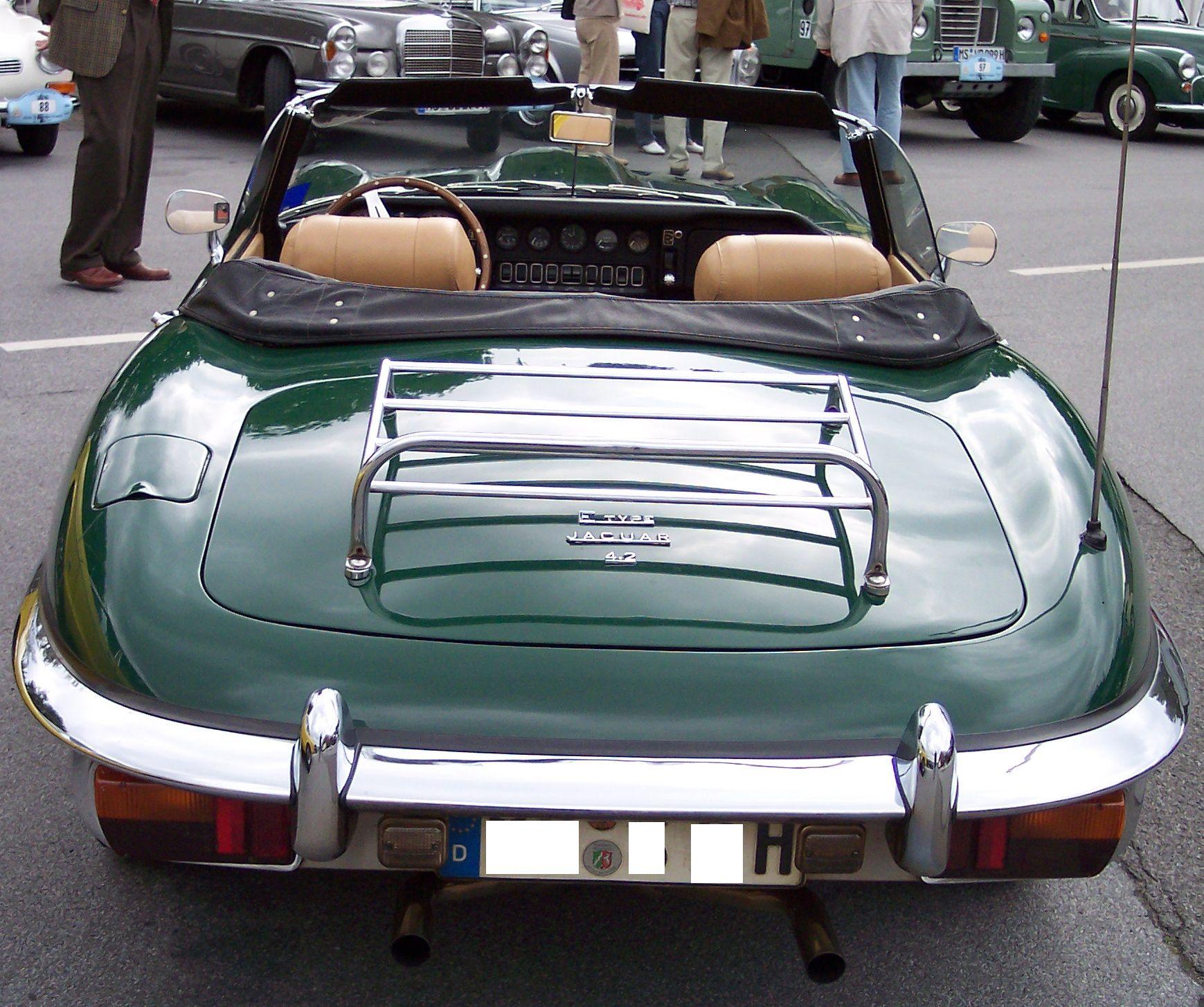 jaguar green