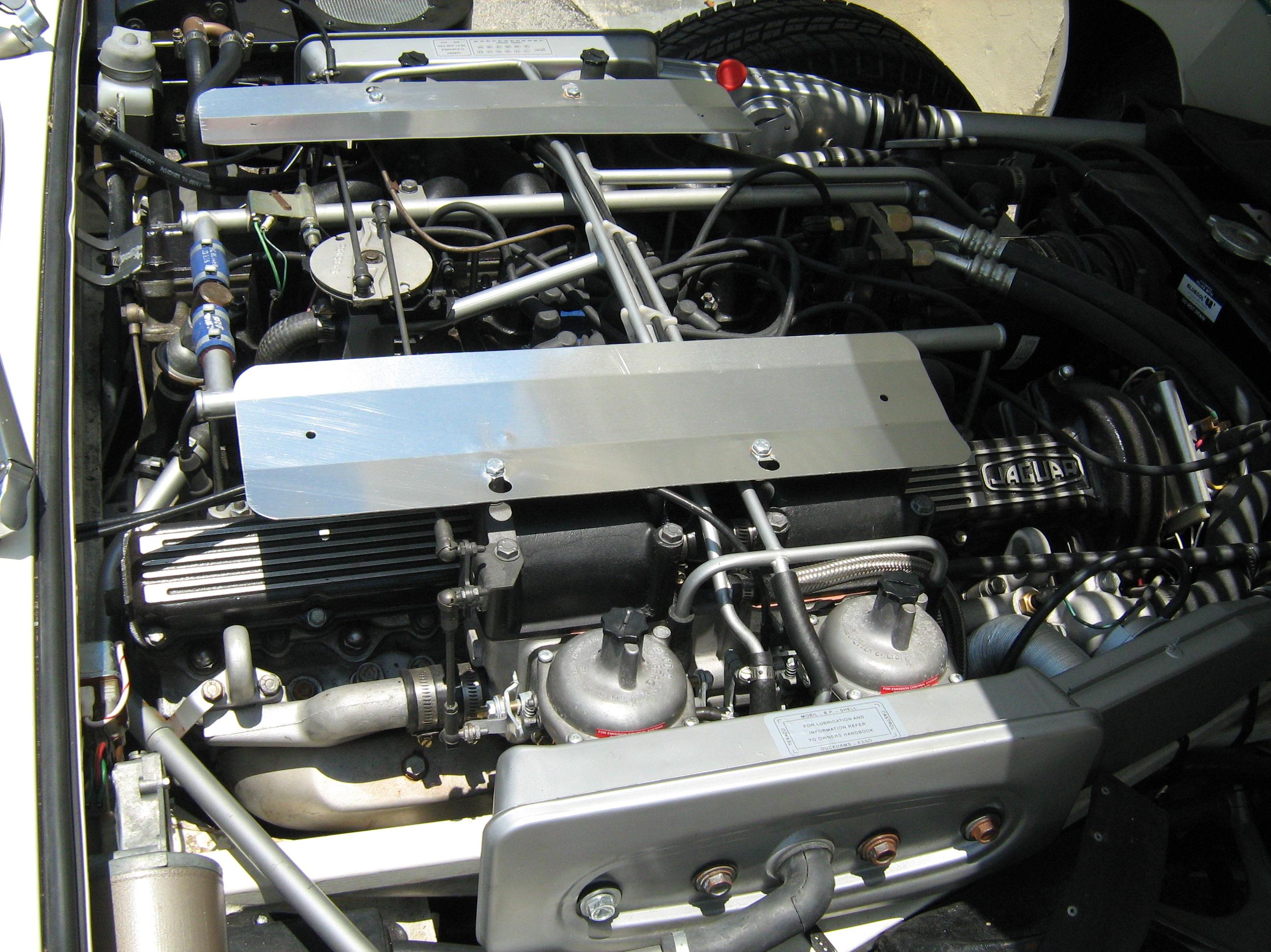 Jaguar_V12_engine Jaguar E Type V Wiring Diagram on