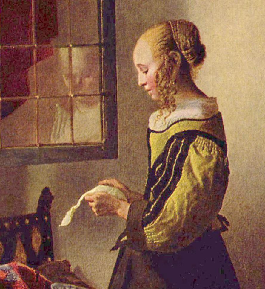 a biography of johannes vermeer a dutch painter Johannes vermeer, van delft (1632-1675) biography and information - vermeer, van delft paintings and artworks.