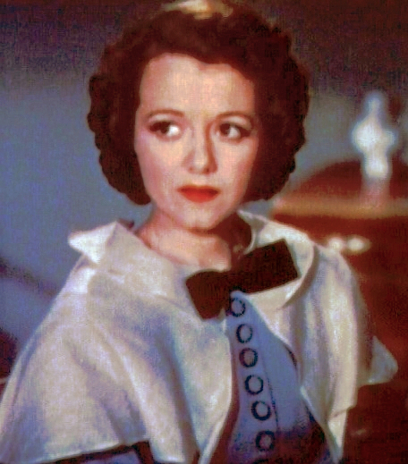Janet Gaynor in A Star is Born