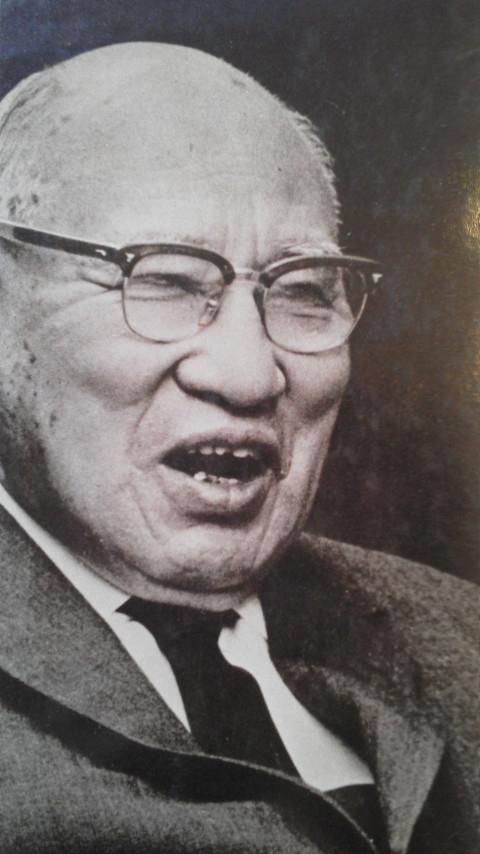 石坂 泰三(Taizo Ishizaka)Wikipediaより