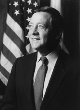 John F. Seymour, 39th Mayor and later United States Senator from California (1991–1992)