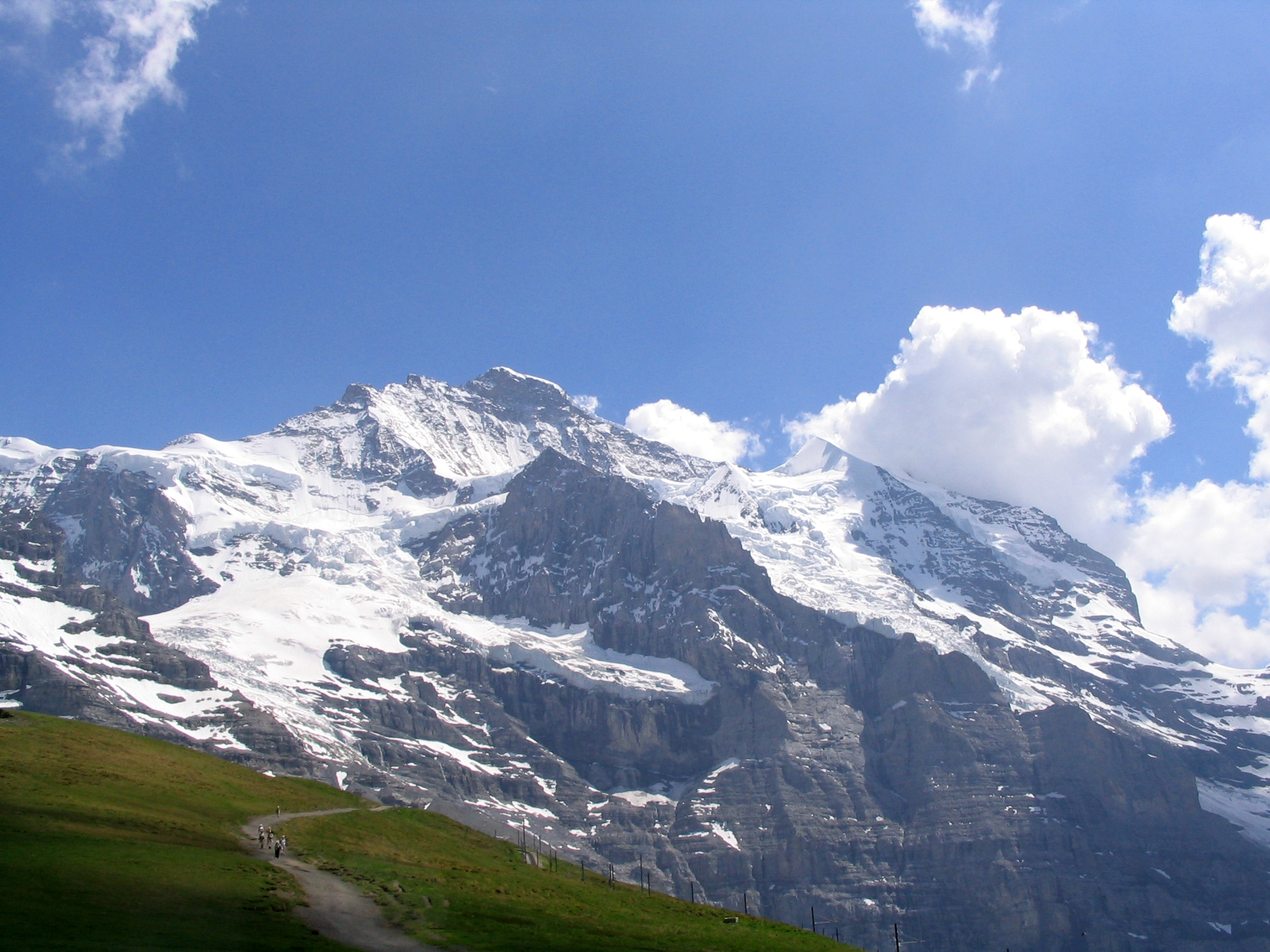 Jungfrau - Wikiwand