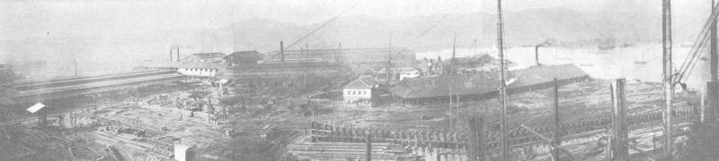 Kawasaki Shipyards before 1911