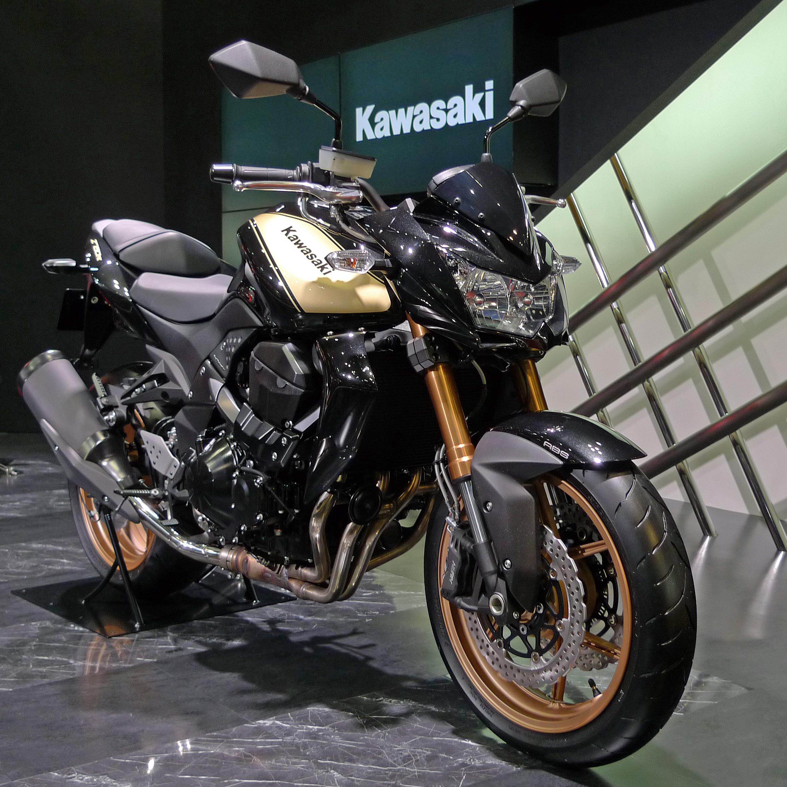 Kawasaki Z R Service Manual