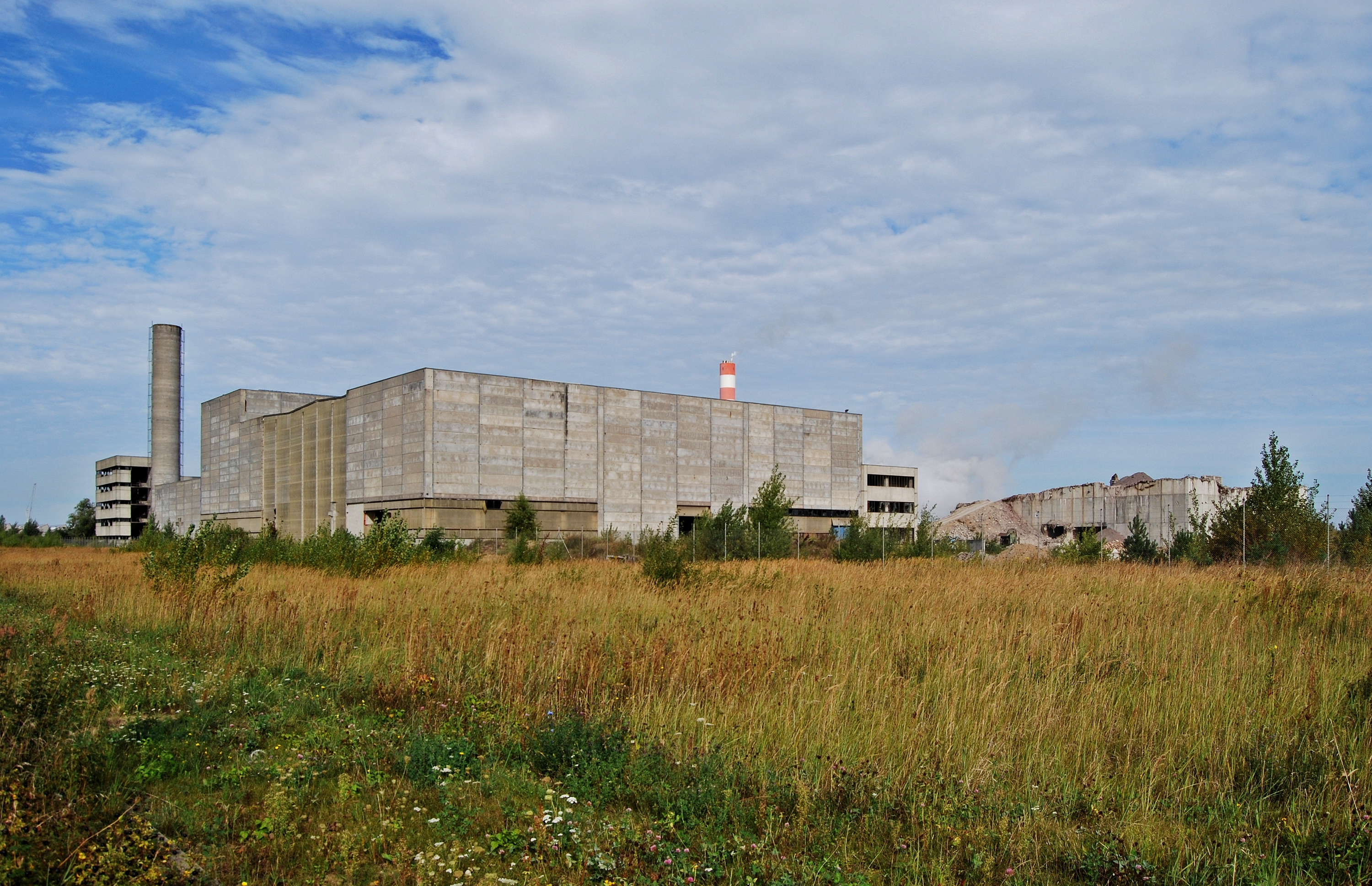 Fish aquarium tarapur - Stendal Nuclear Power Plant Planned As The Largest Nuclear Power Station In East Germany