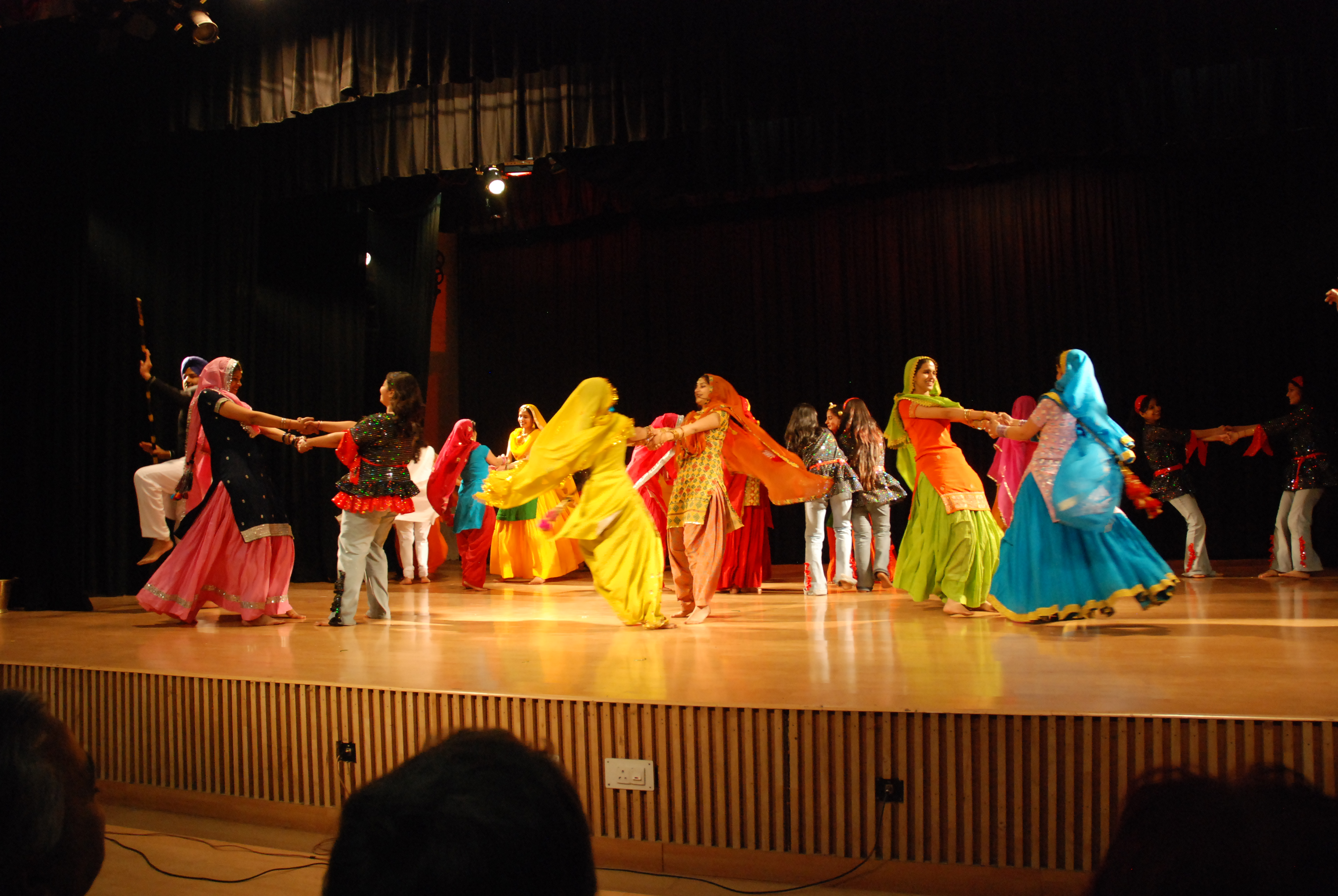 پنجاب دے لوک ناچ - Wikiwand