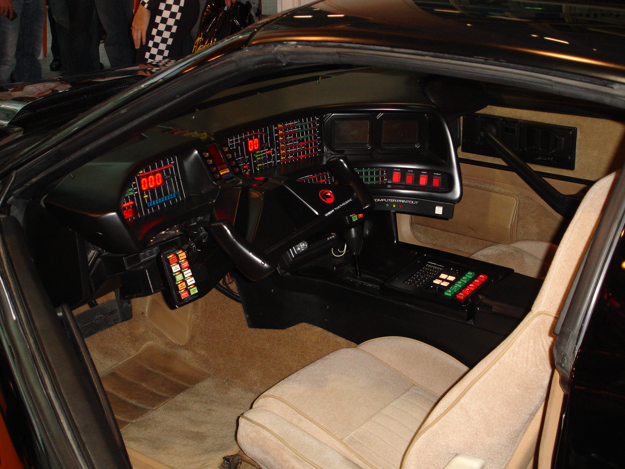 Knight Rider Car For Sale
