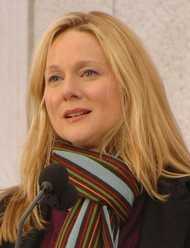 File:Laura Linney At The Lincoln Memorial, January 2009