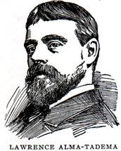 Lawrence Alma Tadema Vikipedi