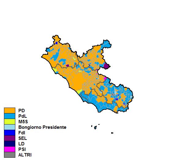 elezioni regionali lazio 2013 candidati viterbo - photo#1