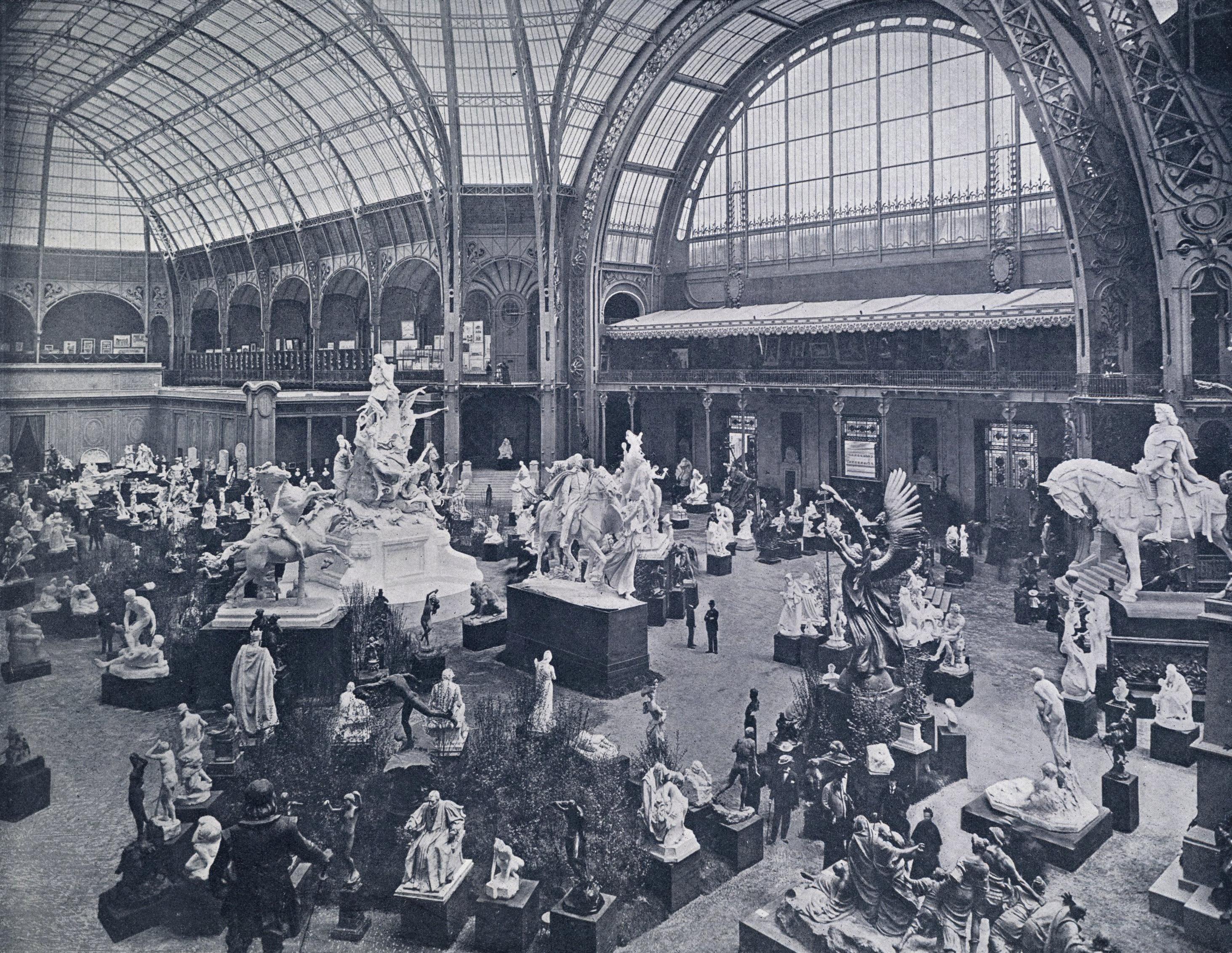 File le grand palais l 39 exposition de wikimedia commons - Expo le grand palais ...