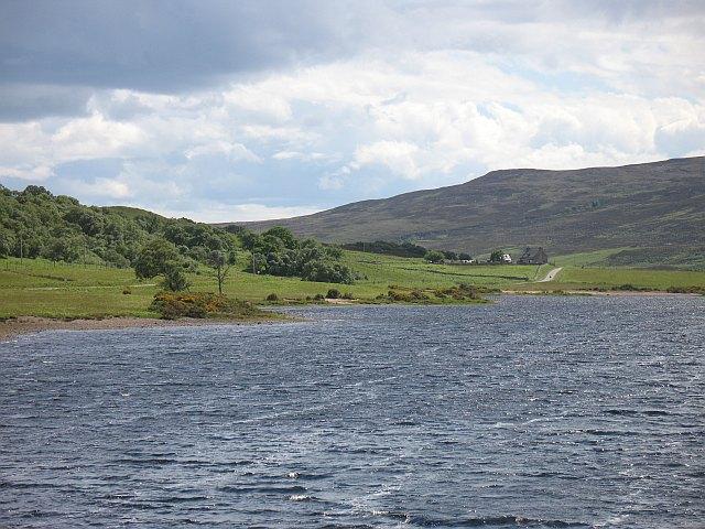 Loch Brora - geograph.org.uk - 1111346