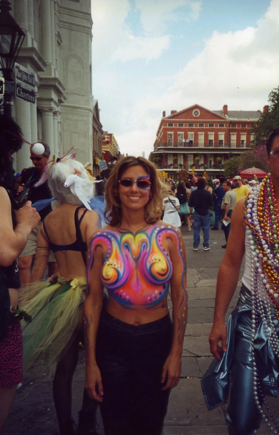 Mardi gras girls flashing men, free streaming anal sex