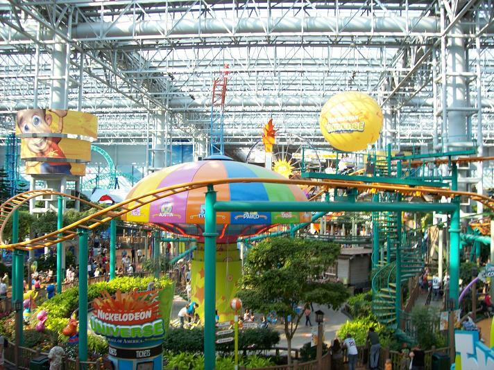 English: Mall of America (Photo credit: Wikipedia)