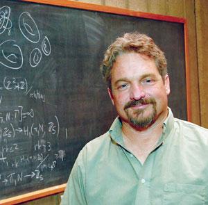 Marc Culler American mathematician