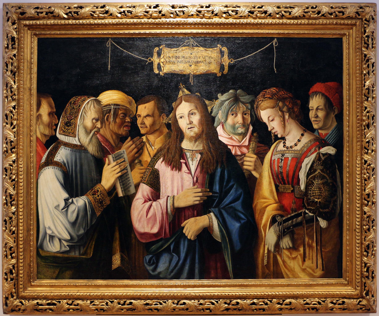 File:Marco marziale, cristo e l'adultera, 1506 ca. 01.jpg ...