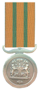 Medal for Long Service and Good Conduct, Silver