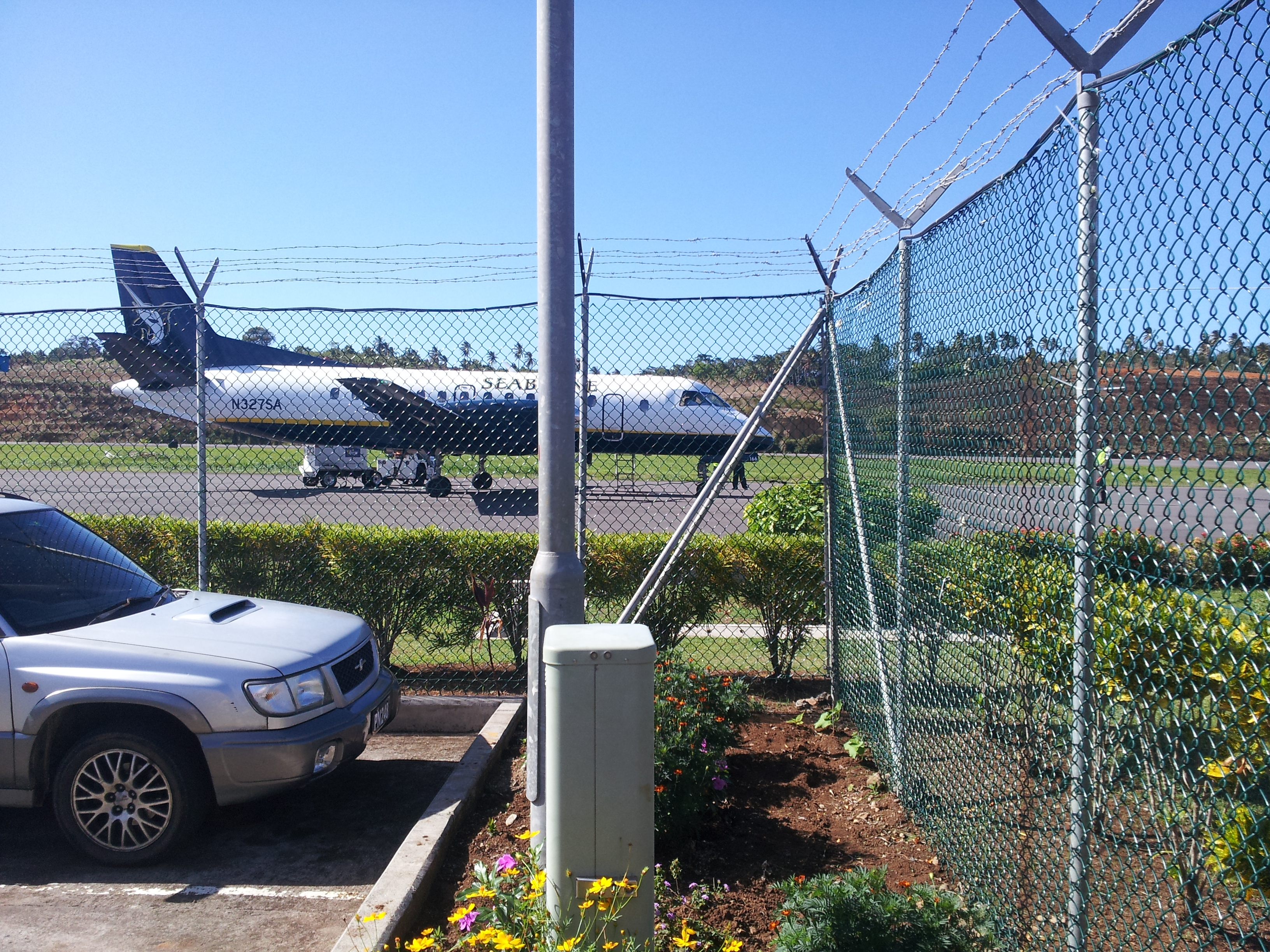 Douglas–Charles Airport