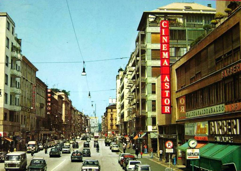 Corso Buenos Aires  Milano Hotel Cristoforo Colombo