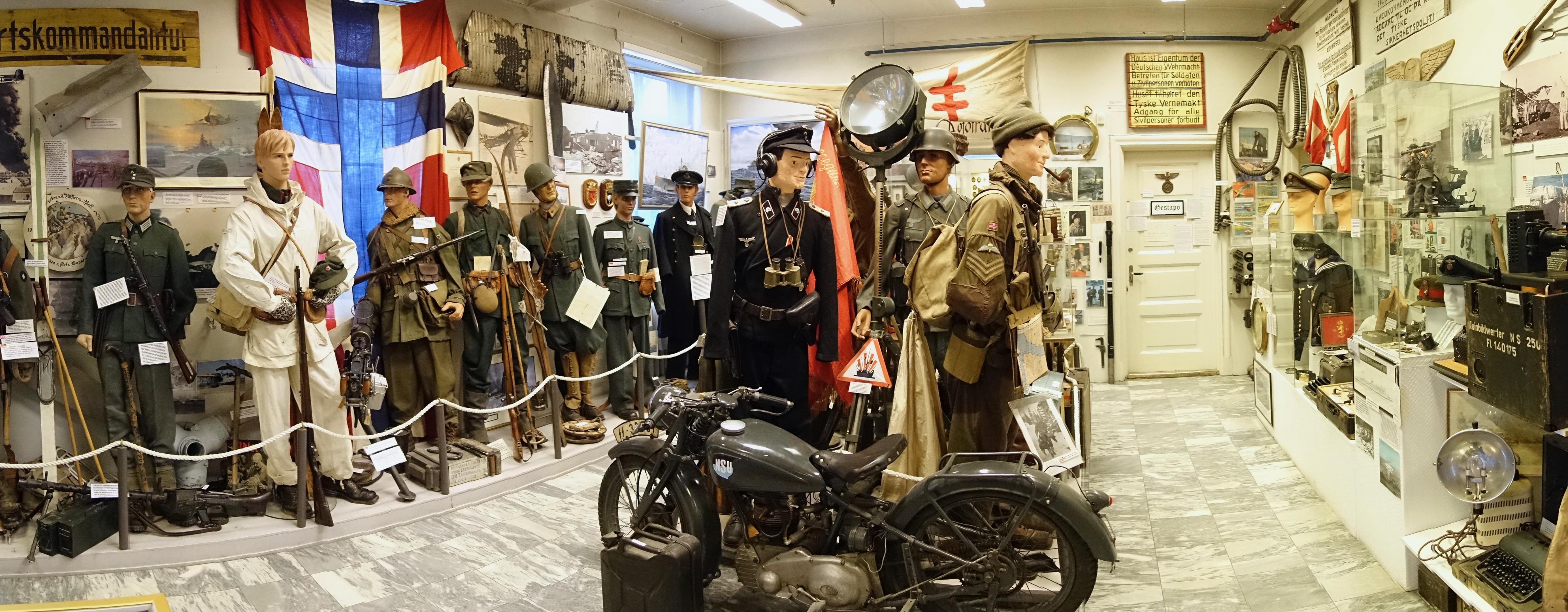 File:Misc  German, Norwegian, French, British uniforms