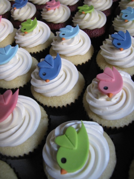 Montreal Twestival 2009 Cupcakes (3920802507)