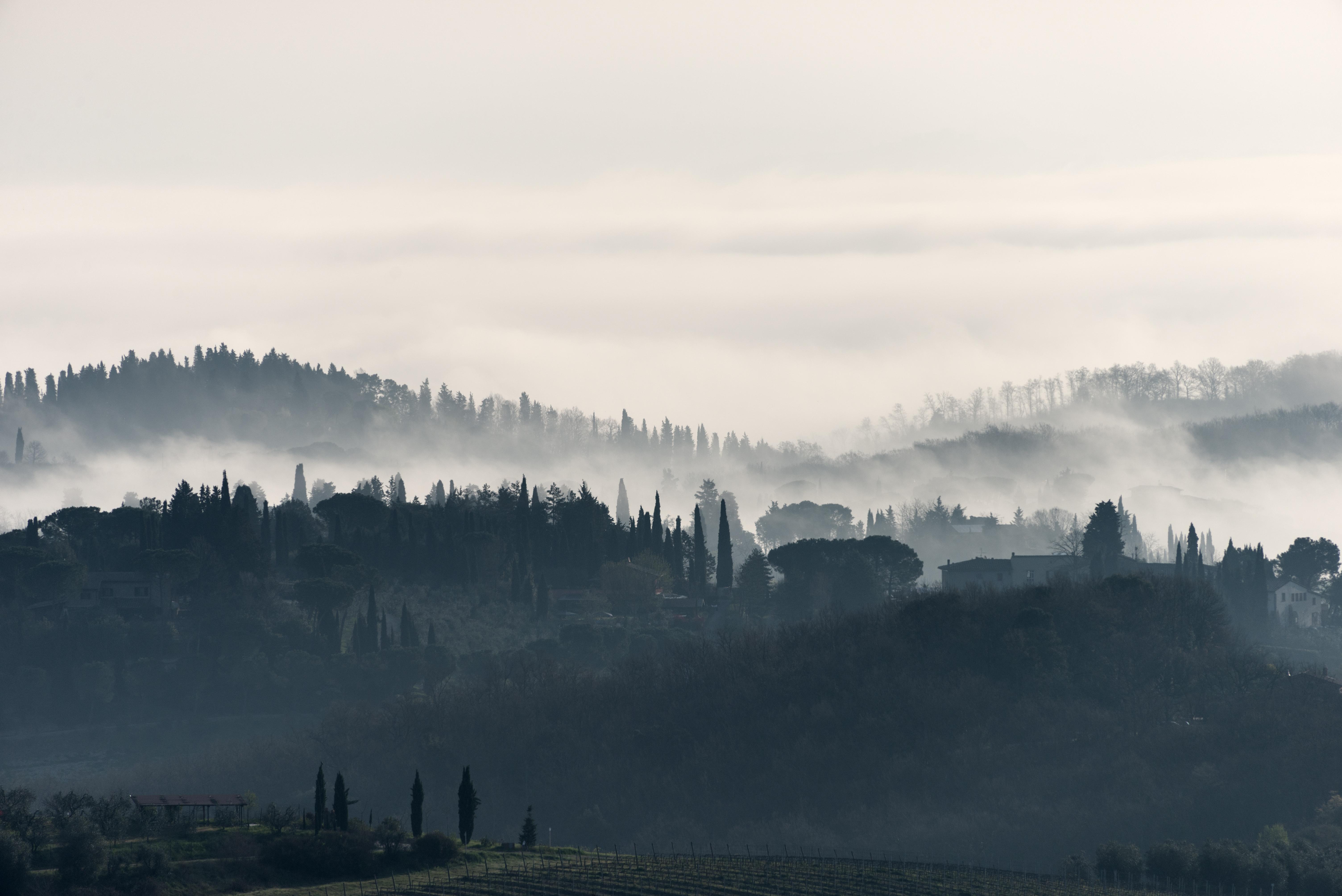 Morning - San Gimignano, Siena, Italy - March 27, 2016 02.jpg