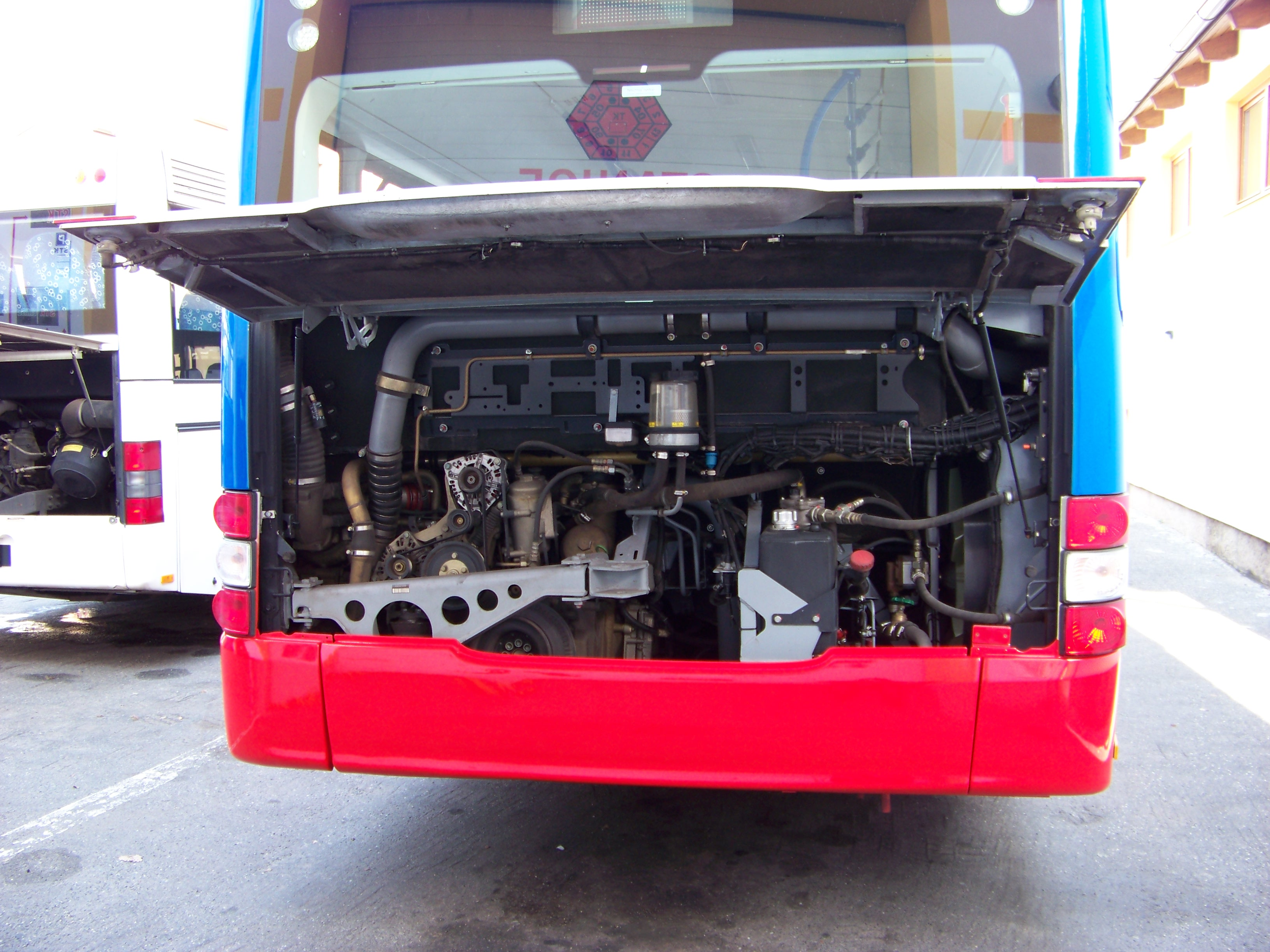 File Motor Autobusu Man Lion 39 S