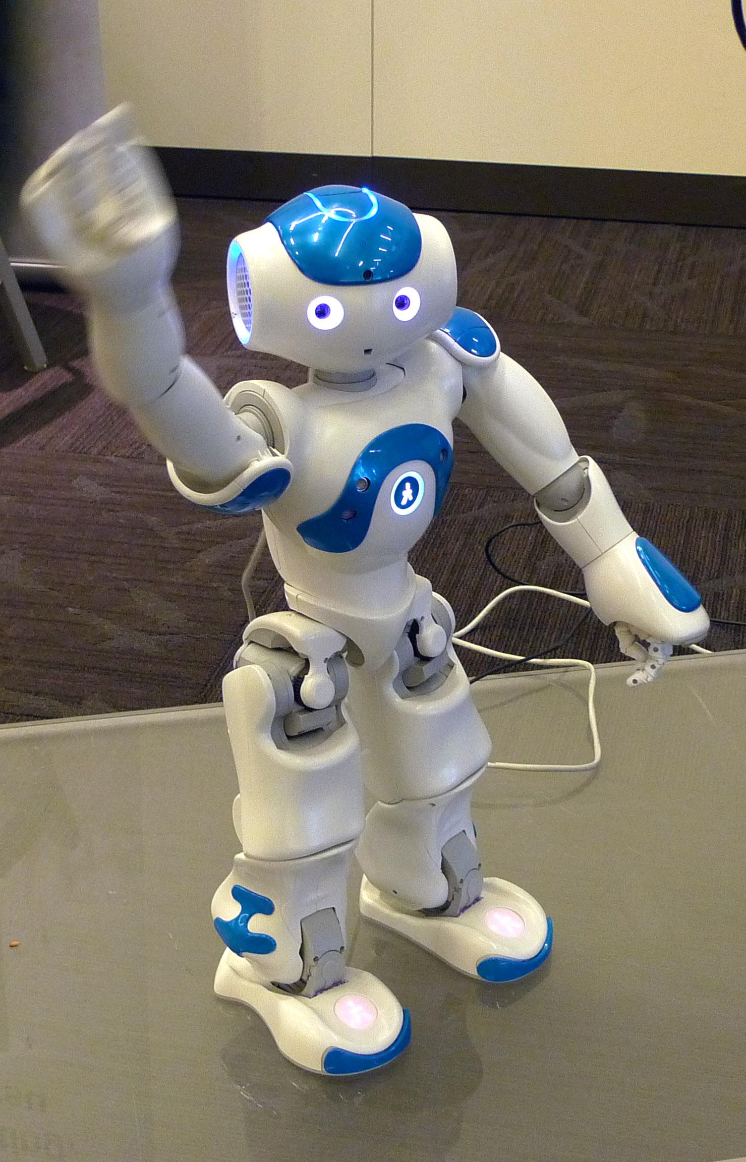 nao robotique � wikip233dia