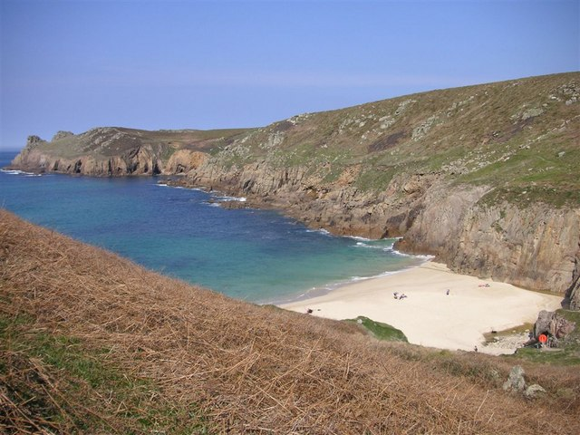Nanjizal Bay, West Cornwall - geograph.org.uk - 665815