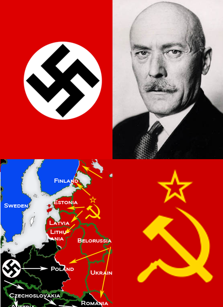 nazi germany and the soviet union a comparison and contrast In summary, nazi germany and hitler may have been able to defeat and invade britain (although a negotiated peace looks far more likely), but was extremely unlikely to be able to defeat the soviet union and/or the united states once those powers joined the allies.