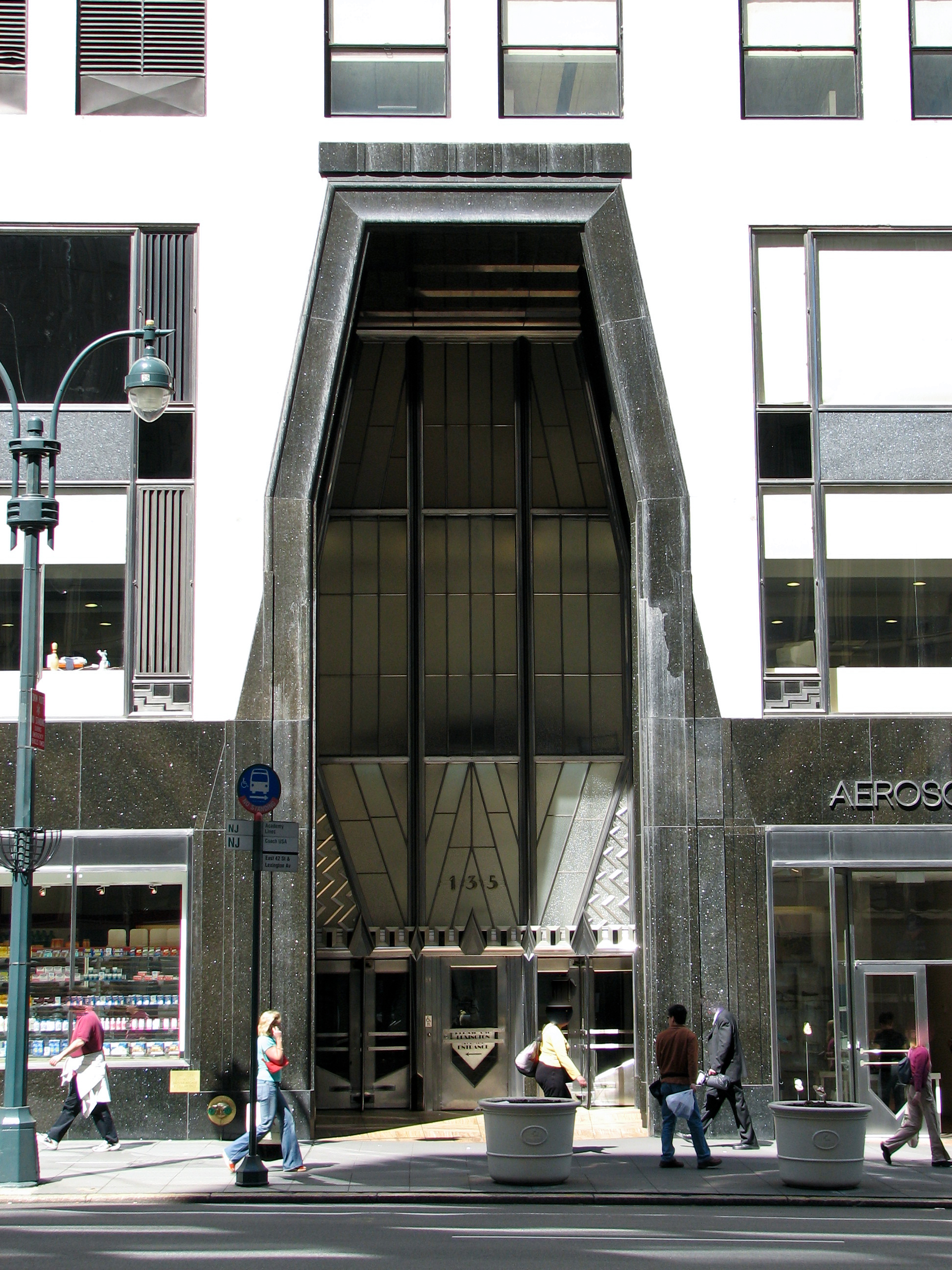 Description new york city chrysler building 04