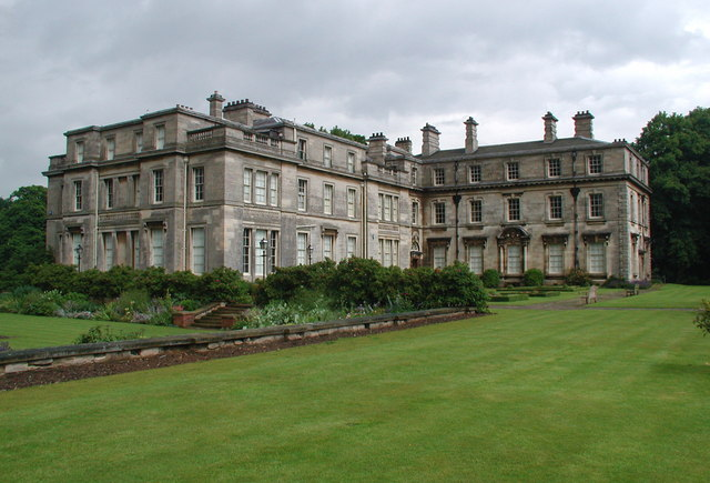 Normanby Hall - geograph.org.uk - 476594