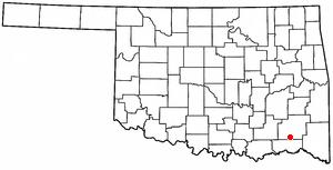 Rattan, Oklahoma Town in Oklahoma, United States
