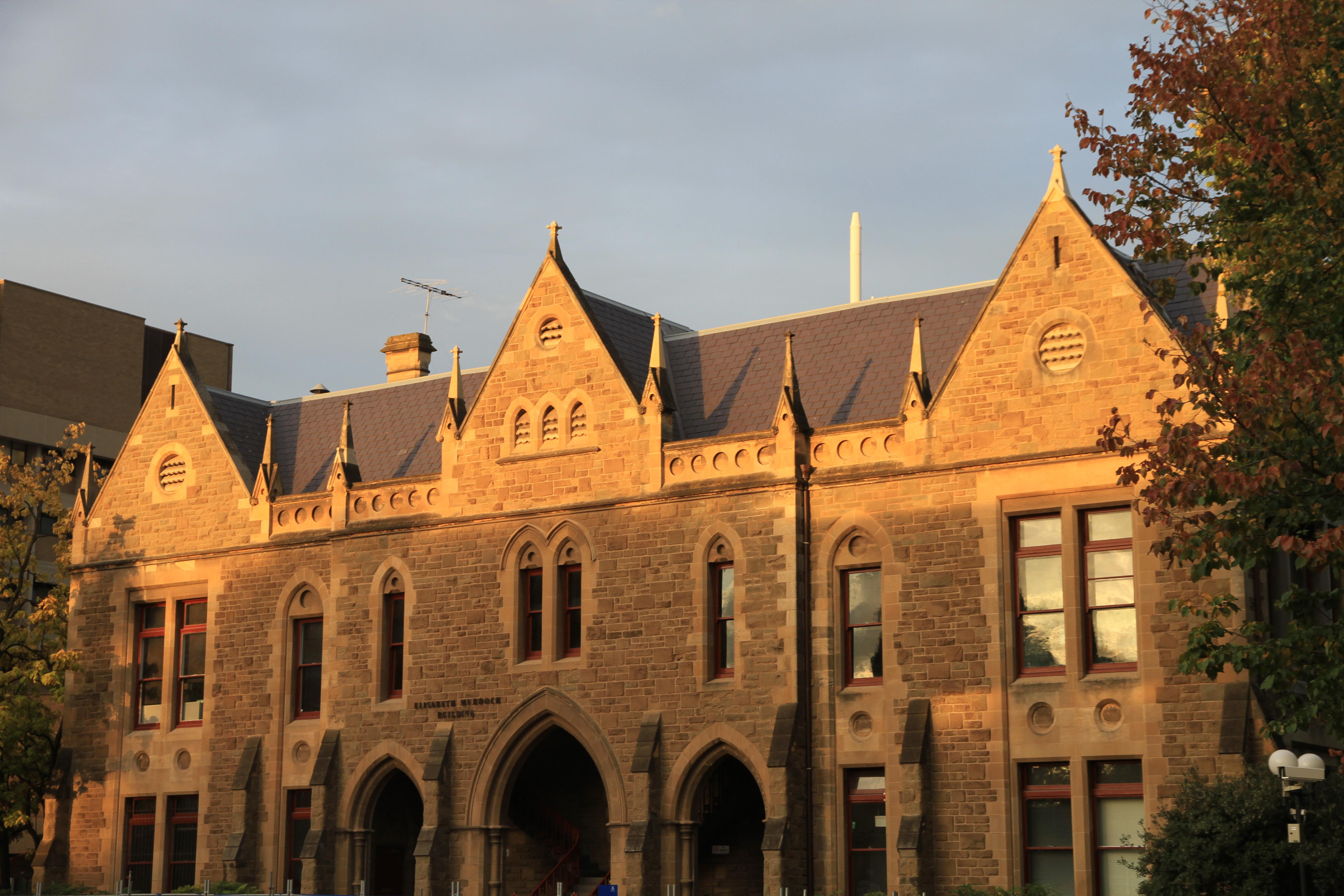 Old Pathology Building Melbourne University Wikipedia