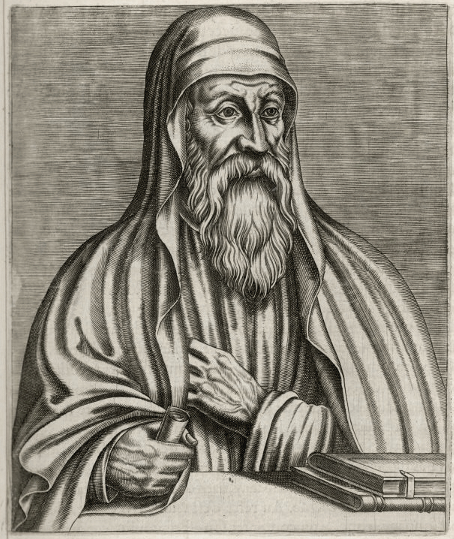 Origen, a 3rd century proponent of Universal R...