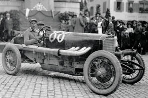 Otto Merz German racing driver and chauffeur