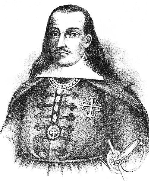 Melchor Navarra y Rocafull.
