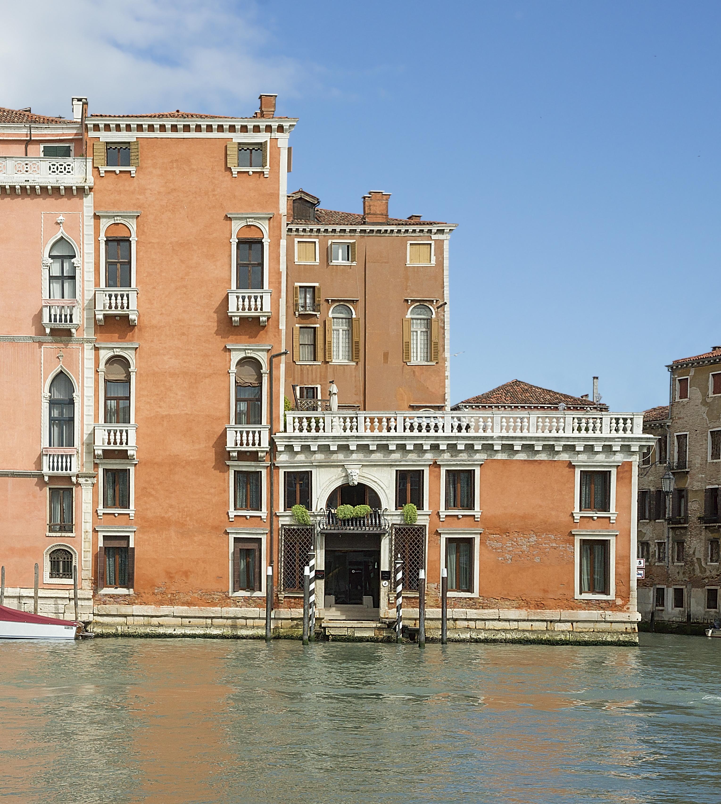 File Palazzo Barbarigo Della Terrazza Venice Jpg