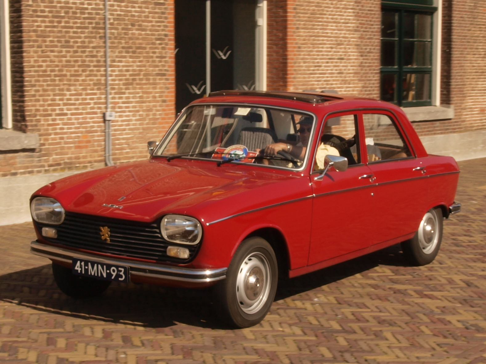 1968 Peugeot 204 for Sale | ClassicCars.com | CC-727801