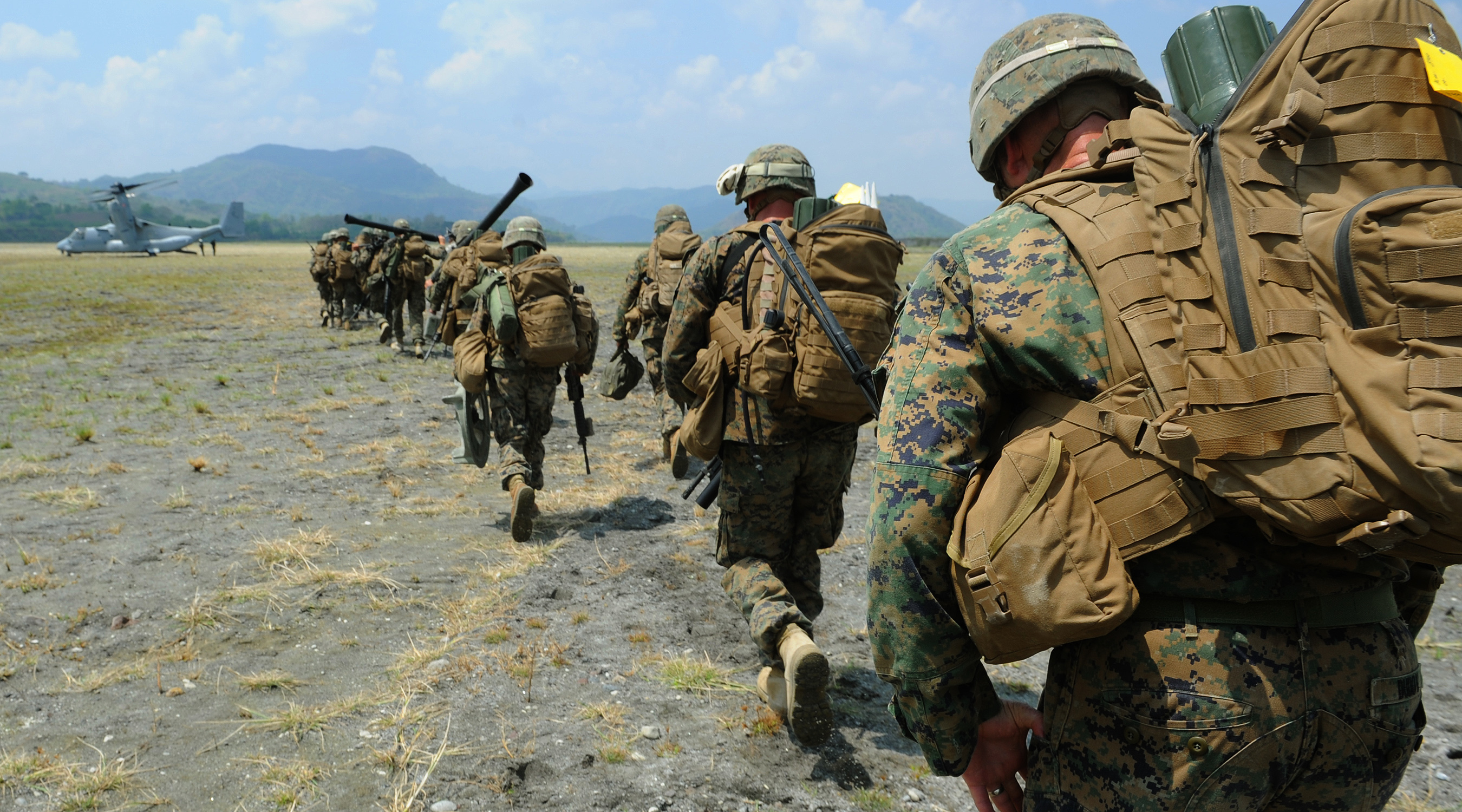u s marines reserves