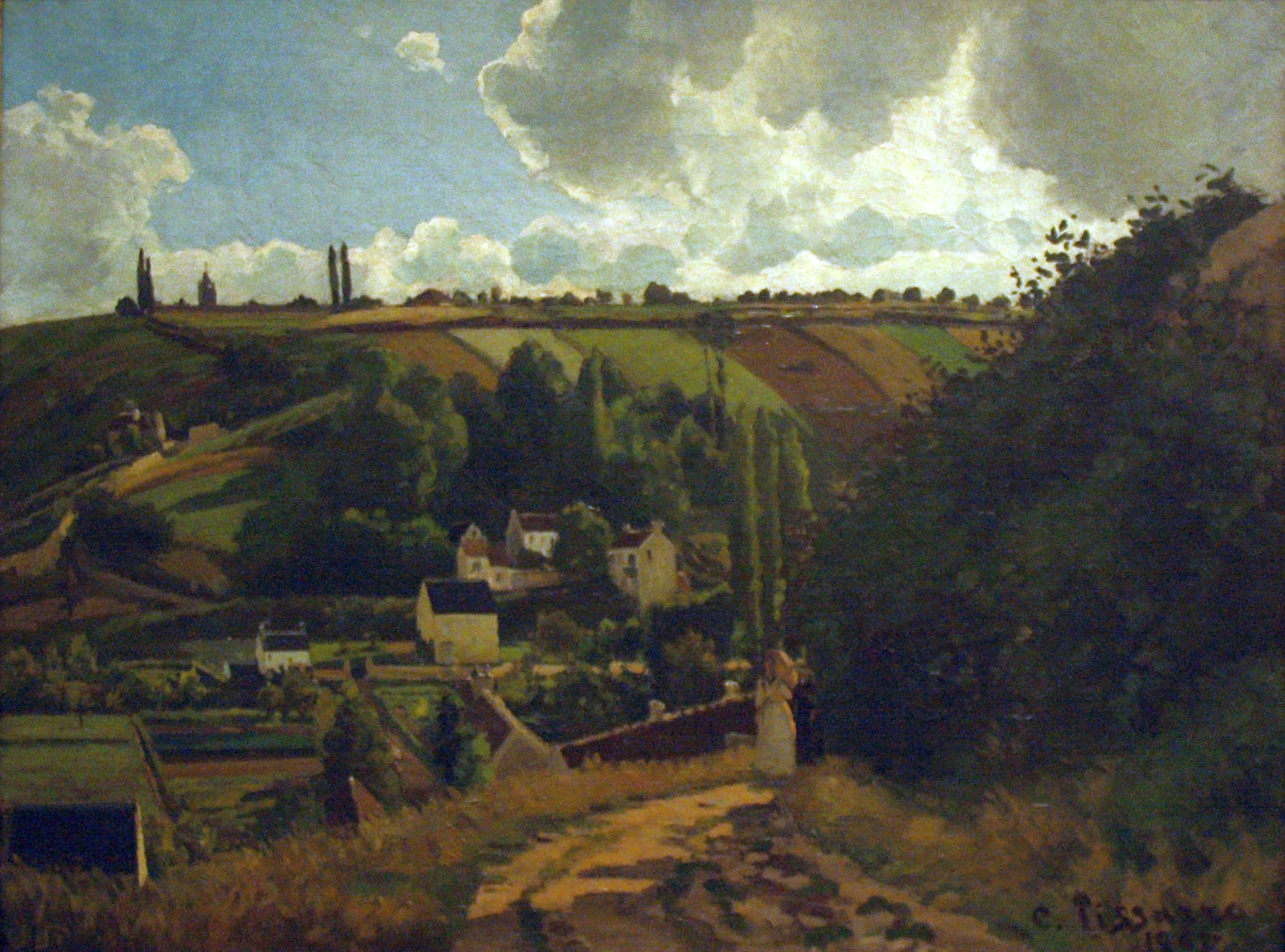 Most Famous Paintings By Camille Pissarro