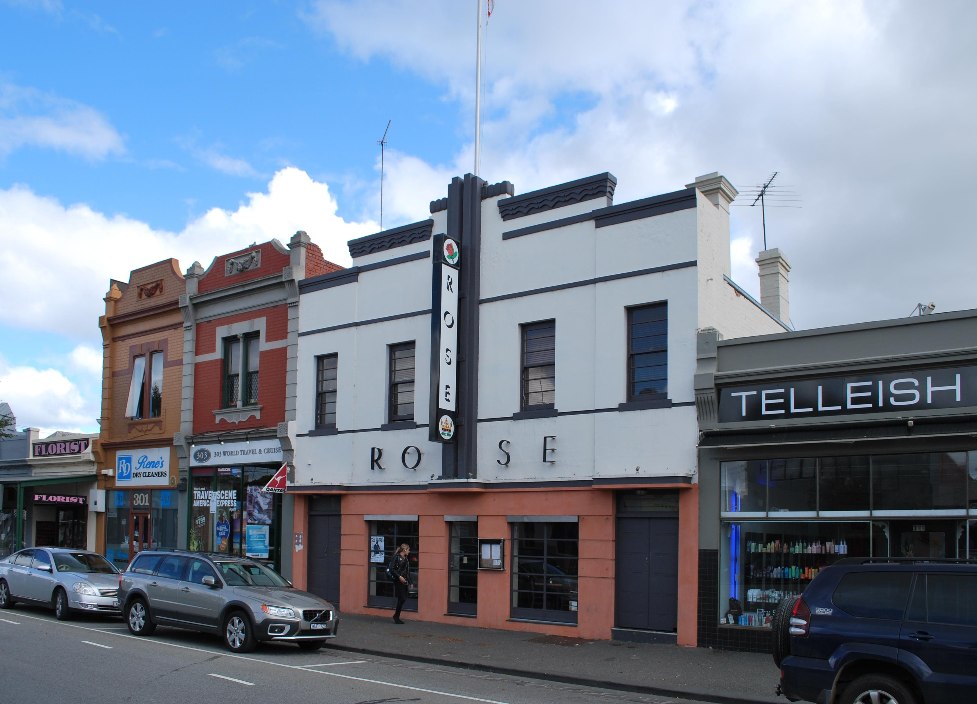 File:Port Melbourne Rose Hotel 001 JPG - Wikimedia Commons