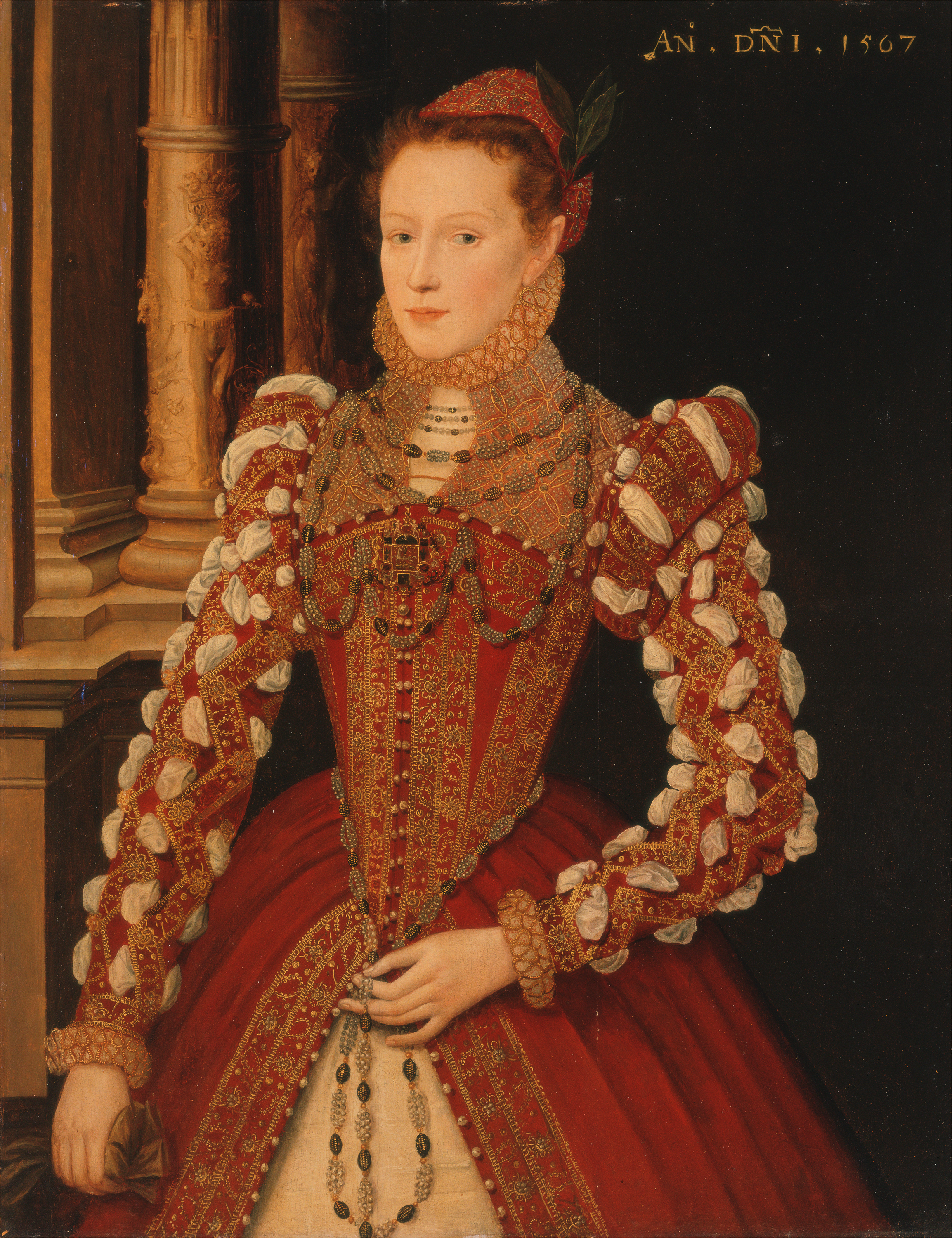 File:Portrait of a Woman 1567.png