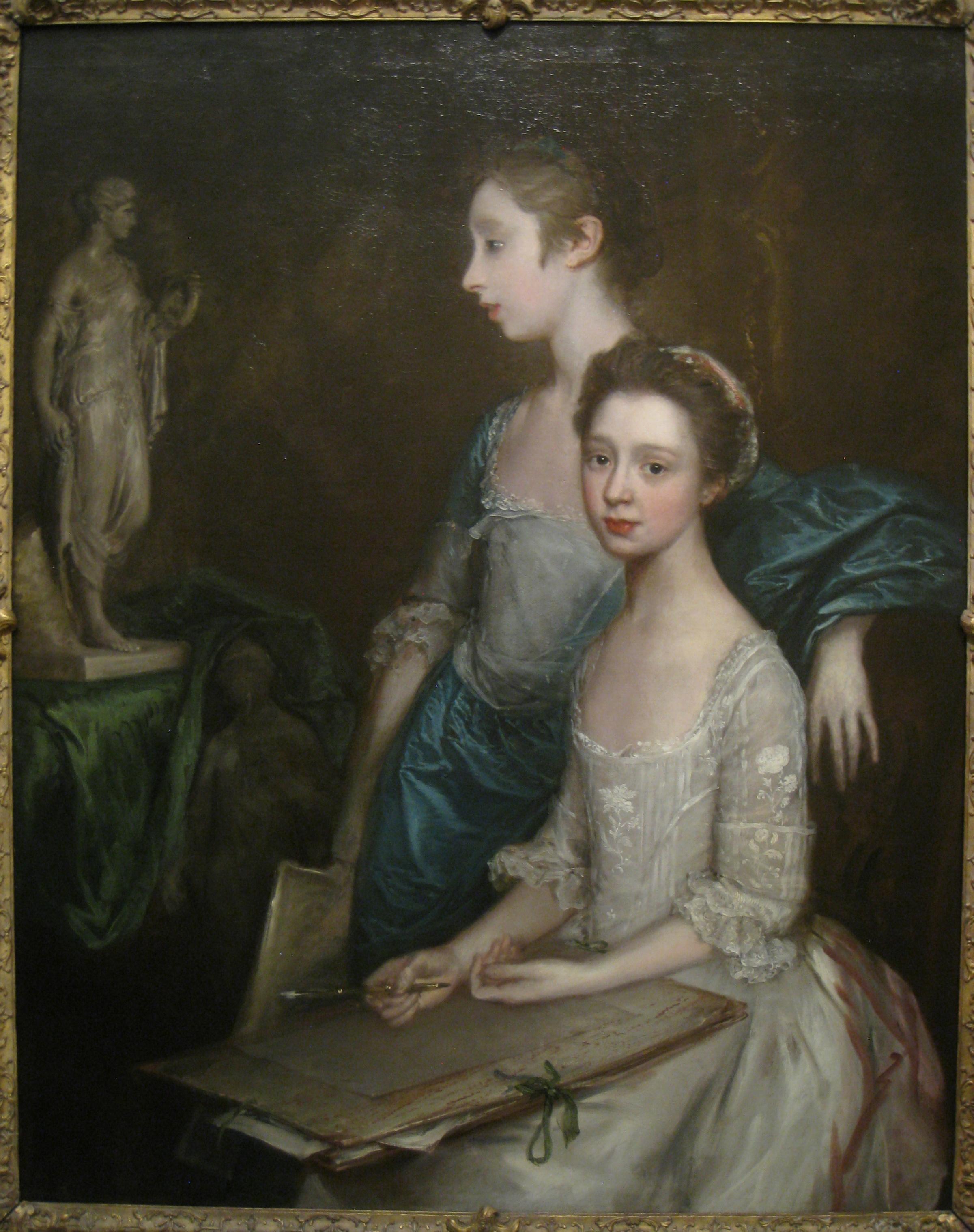 Artist Thomas Gainsborough: biography and creativity 77
